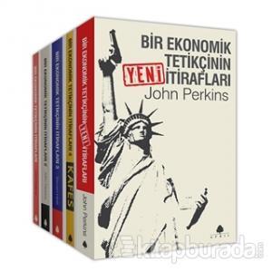 Bir Ekonomik Tetikçinin İtirafları Set (5 Kitap Takım)