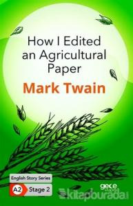 How I Edited an Agricultural Paper - İngilizce Hikayeler A2 Stage 2