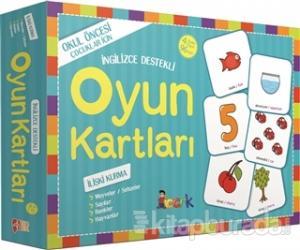 İngilizce Destekli Oyun Kartları - İlişki Kurma