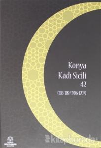 Konya Kadı Sicili 42 (Ciltli)