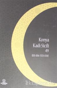 Konya Kadı Sicili 49 (Ciltli)