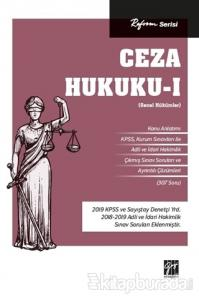 Reform Serisi Ceza Hukuku - 1