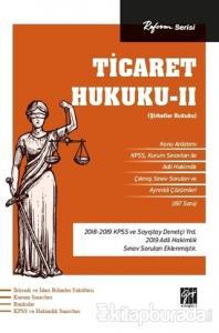 Reform Serisi Ticaret Hukuku - 2