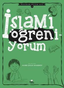 İslam'ı Öğreniyorum Değerler Eğitim Seti -1