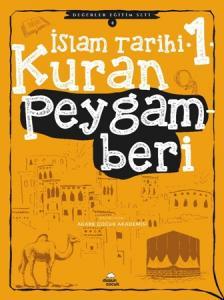 İslam Tarihi -1  Kur'an Peygamberi Değerler Eğitim Seti -4