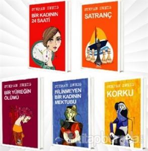 Stefan Zweig Seti (5 Kitap Takım)