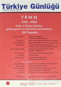 Türkiye Günlüğü Sayı: 142 Bahar 2020