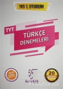 YKS 1. Oturum TYT Türkçe Denemeleri 20 Çözümlü Deneme