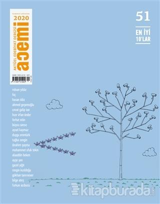 Acemi Aktüel Edebiyat Dergisi Sayı: 51 Temmuz-Ağustos 2020