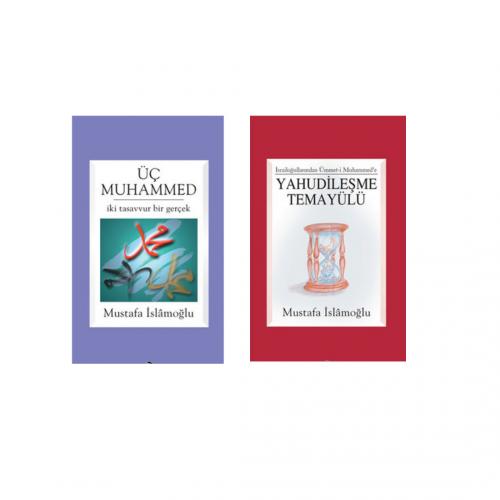 Üç muhammed & Yahudileşme Temayülü 2'li Set Mustafa İslamoğlu
