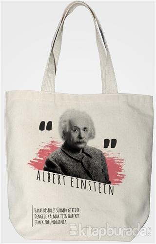 Albert Einstein - Bez Çanta