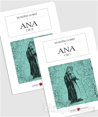 Ana (2 Kitap Takım)