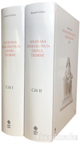 Anayasa Hukukunun Genel Teorisi (2 Cilt Takım) (Ciltli)