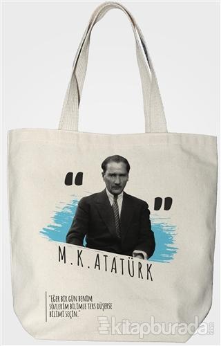 Atatürk - Bez Çanta