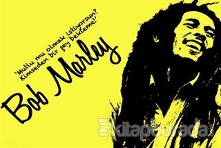 Bob Marley Sarı