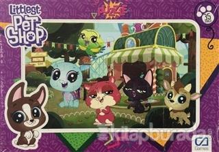 CA Games Littlest Pet Shop - Puzzle Mor (35 Parça)