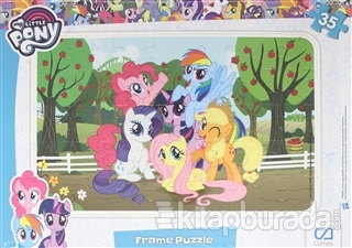 CA Games My Little Pony - Frame Puzzle 1 (35 Parça)