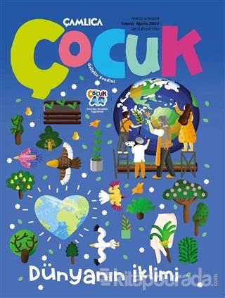 Çamlıca Çocuk Dergisi Sayı: 51 Temmuz - Ağustos 2020 Kolektif