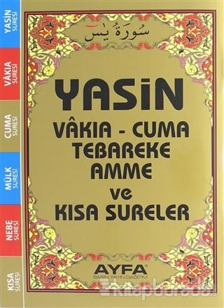Çanta Yasin Arapça (Ayfa007)
