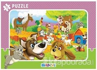 Çiftlik Hayvanları 30 Parça Puzzle