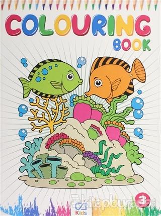 Colouring Book - 3