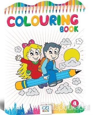 Colouring Book - 4