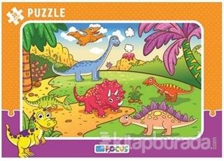 Dinozorlar 30 Parça Puzzle