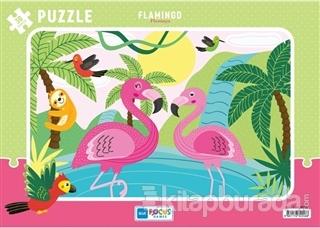 Flamingo 30 Parça Puzzle