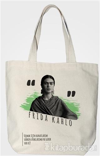 Frida Kahlo - Bez Çanta
