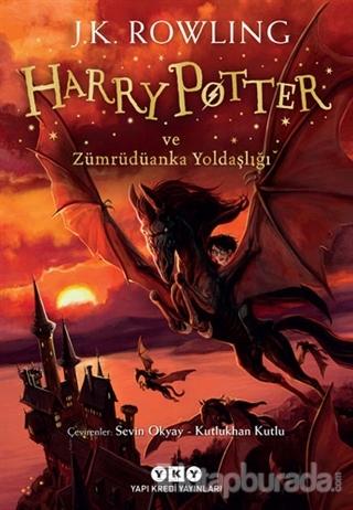 Harry Potter ve Zümrüdüanka Yoldaşlığı (5. Kitap) J. K. Rowling