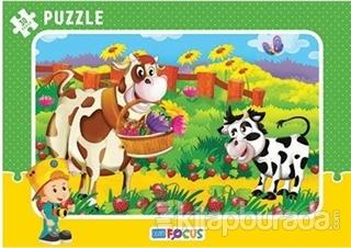 İnekler 30 Parça Puzzle
