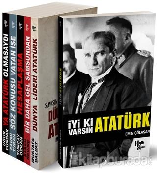 İyiki Varsın Atatürk Seti (6 Kitap Takım)