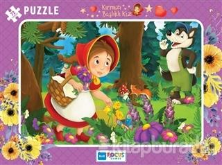 Kırmızı Başlıklı Kız 72 Parça Puzzle