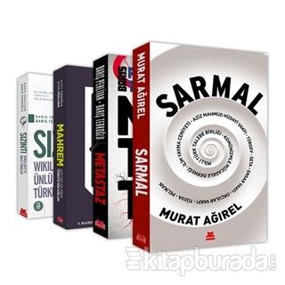 Kırmızı Kedi Araştırma-İnceleme Seti (4 Kitap) Murat Ağırel