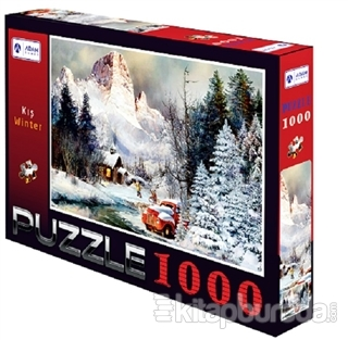 Kış 1000 Parça Puzzle