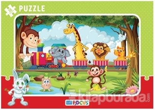 Maymun 30 Parça Puzzle