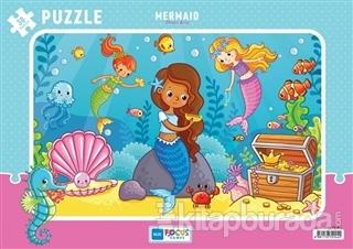 Mermaid 30 Parça Puzzle