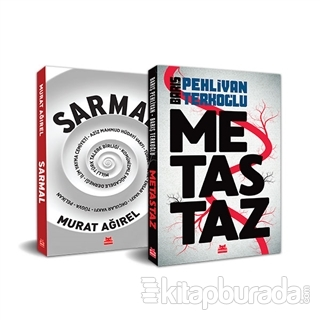 Metastaz ve Sarmal - Set (2 Kitap)