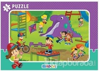 Oyun Parkı 30 Parça Puzzle