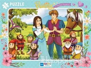 Pamuk Prenses 72 Parça Puzzle