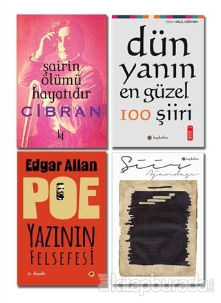Poetika Seti (4 Kitap Takım)