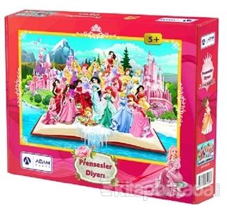 Prensesler Diyarı 150 Parça Puzzle