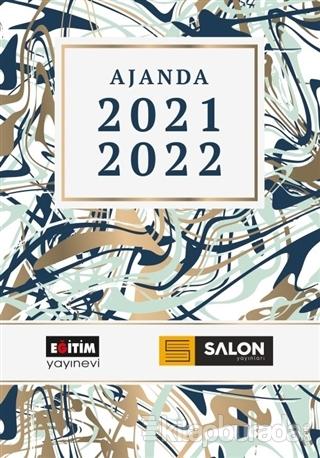 Salon Edebiyat Ajanda 2021-2022 Kolektif
