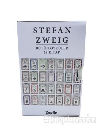 Stefan Zweig Bütün Öyküleri Seti Kutulu (28 Kitap Takım)