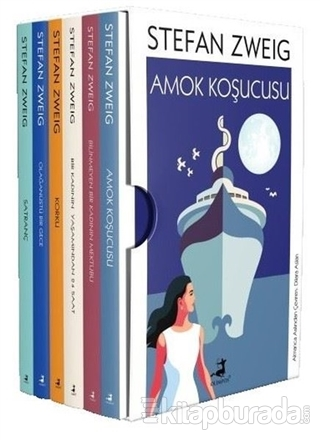 Stefan Zweig Seti (6 Kitap)