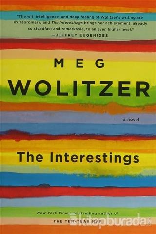 The Interestings: A Novel (Ciltli)