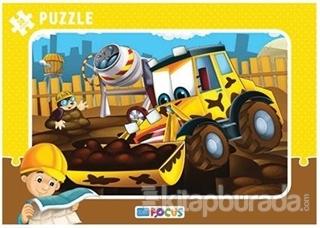 Traktör 30 Parça Puzzle
